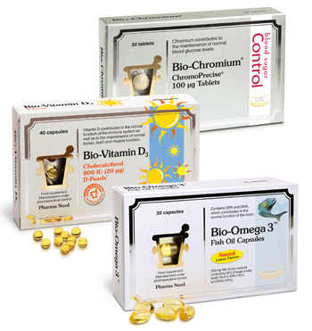 Pharma Nord Sample Boxes